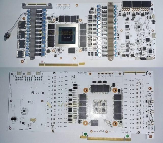 影驰RTX 3090 HOF超频3GHz破世界纪录