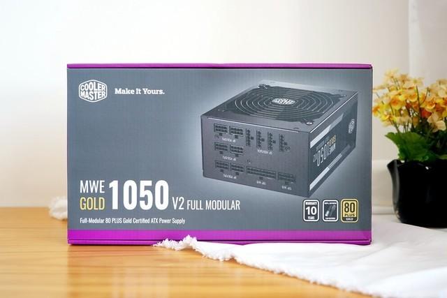 酷冷至尊MWE金牌1050W:不止是堆料那么简单