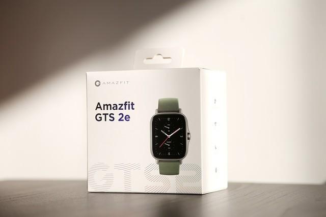 华米Amazfit GTS 2e体验:健康管理大师