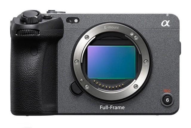 索尼发布FX3摄影机,魔改自A7S3相机