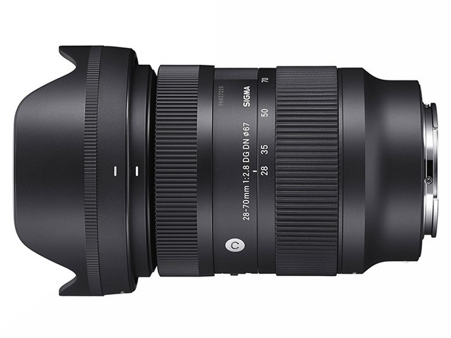 适马28-70mmF2.8镜头,899美元瞬间不香