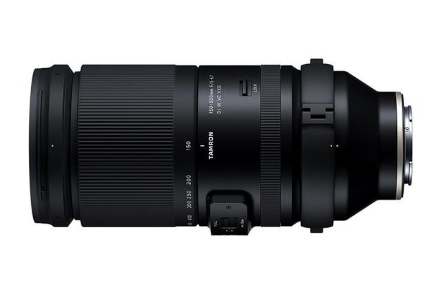 腾龙150-500mm f/5-6.7镜头曝光