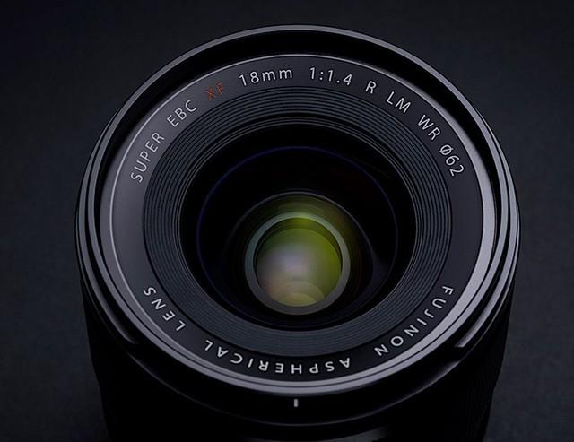 富士新定焦镜头XF 18mm f/1.4发布在即