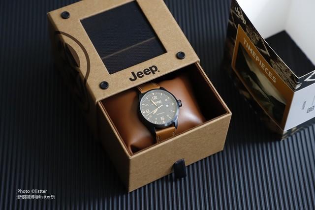 职场型男专属机械腕表,Jeep这款很可以