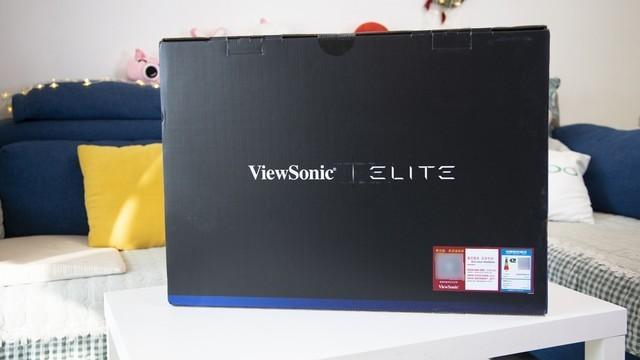 大屏高刷游戏新体验,优派显示器XG270QC开箱