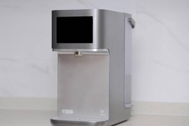 让喝热水变得触手可及,云米净水器X2 Face体验