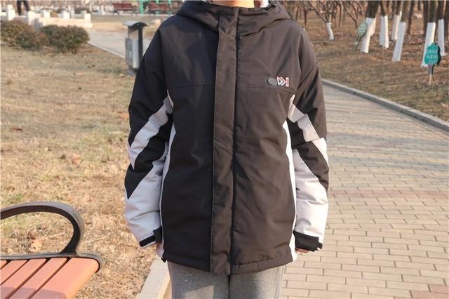 不怕寒冬:风谜FOOXMET智能发热外套体验