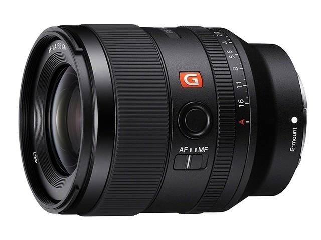 索尼FE 35mm F1.4 GM国行贰月初发售