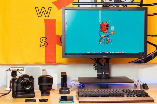 数码控的桌面进化史:我桌面数码生活,十三物改造实录