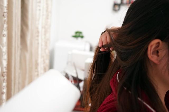 米家水离子吹风机:冷热一键切换,智能温控快速吹干头发