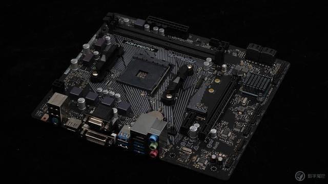 华擎A520M HDV 开箱分享 性价比良心之作