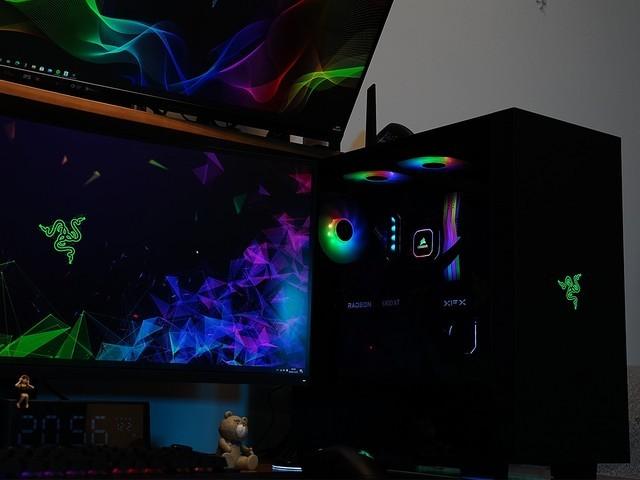会跳舞的桌面(1):3A全能主机,生产力兼顾游戏机