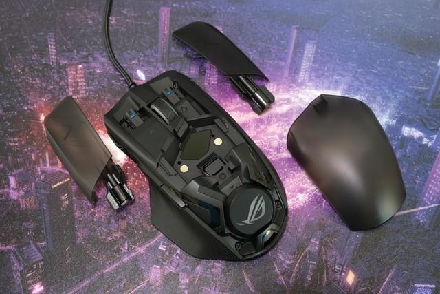 为电竞而生的摇杆设计,浅谈华硕ROG魔刃标准版