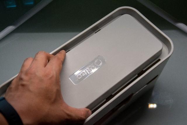 有了它可以让桌面不再凌乱,ORICO 智能USB收纳盒排插