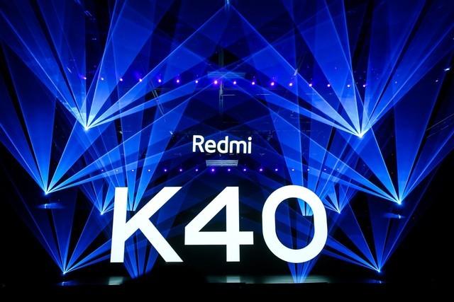红米Redmi K40真机上手:配置全升级