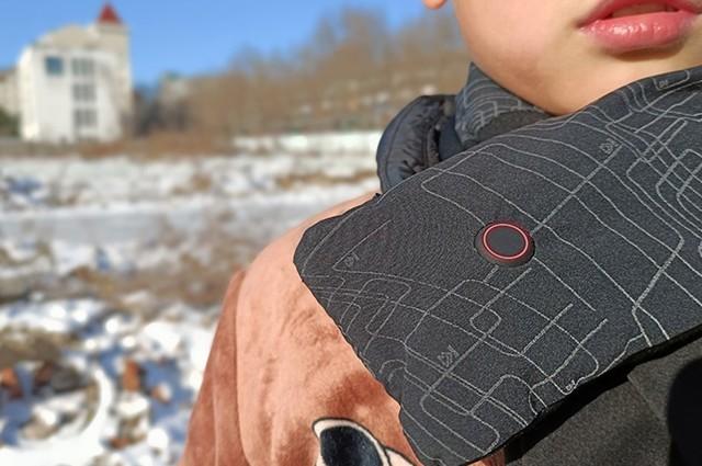 在这个冬天里温暖你:风谜智能温控发热围巾测评