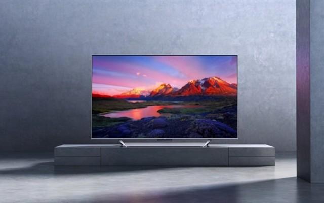 小米海外推出75英寸QLED电视,120Hz高刷
