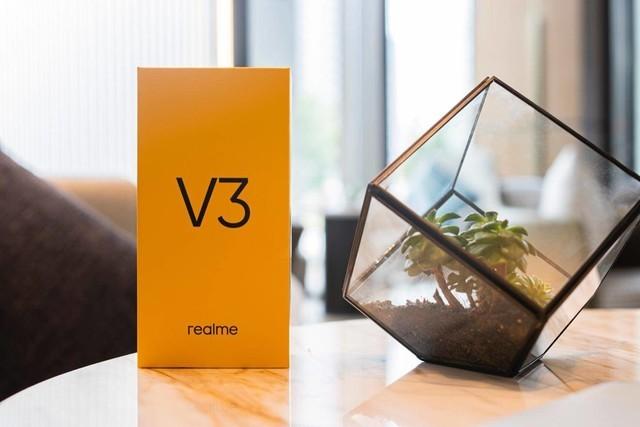 百元级5G手机,一文告诉你realme V3是否值