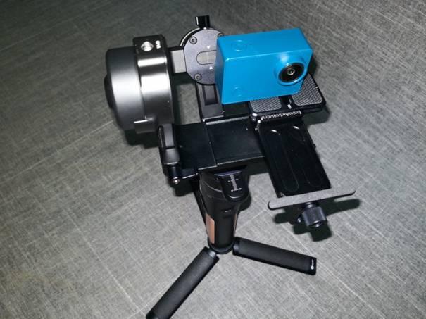 运动拍摄随身随行- SEABIRD海鸟运动相机评测