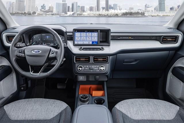 全新福特Maverick正式发布 定位入门紧凑型皮卡