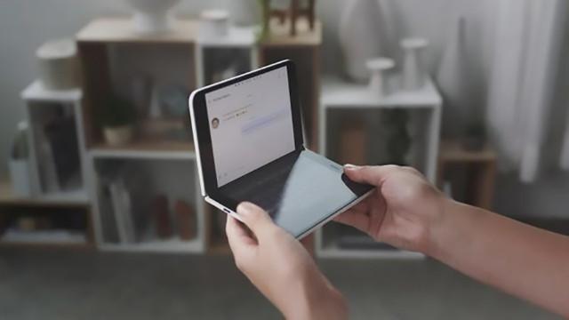 微软Surface Duo 2或将今年第四季度上市 采用最新骁龙888芯片
