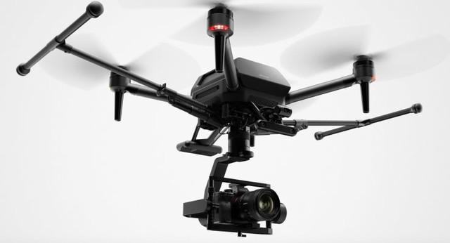 索尼无人机Airpeak S1定价达到9000美元