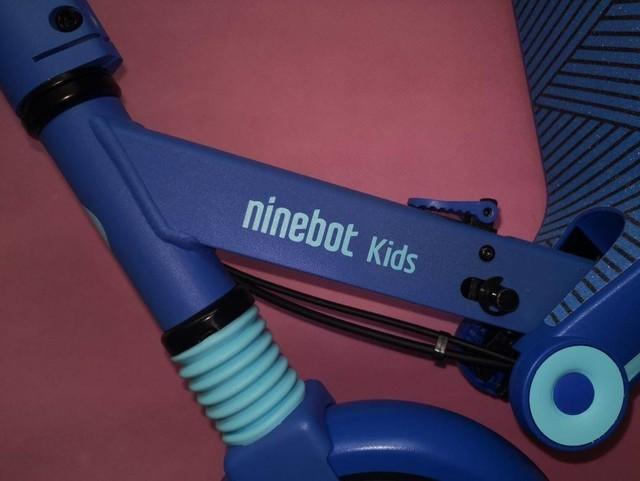 做追风的少年—九号儿童电动滑板车评测