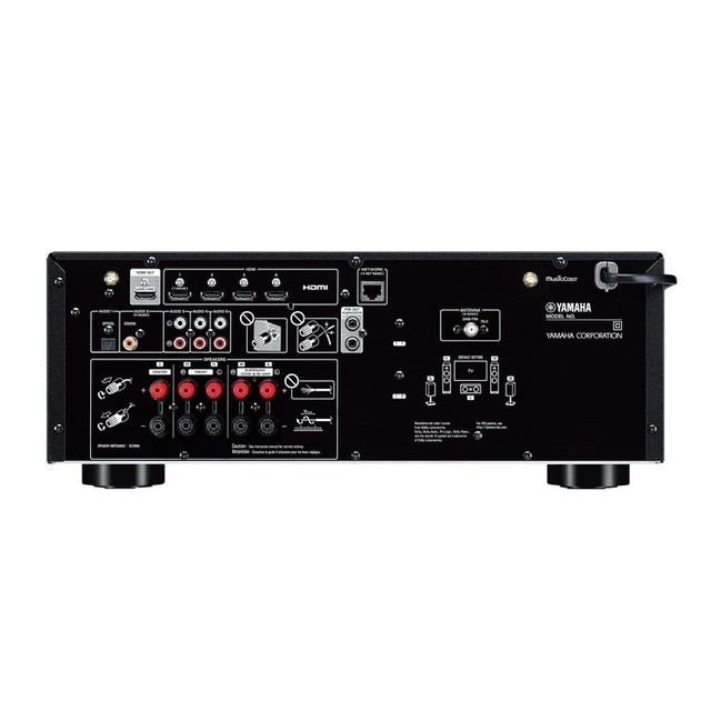 雅马哈推出全新RX-V系列AV功放:最高可支持8K输出