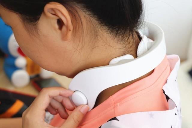 职场必备!脊安适颈椎按摩器体验:荣耀亲选,触电般的快感