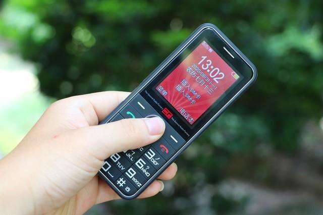 虎啸功能手机体验:猛虎般的大喇叭,超大号的手机字体