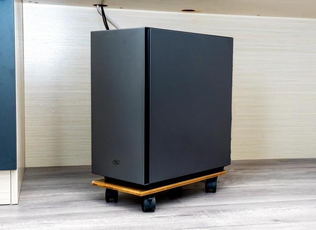 DIY电脑机箱怎么选?要颜值还要实用,九州风神魔方110评测