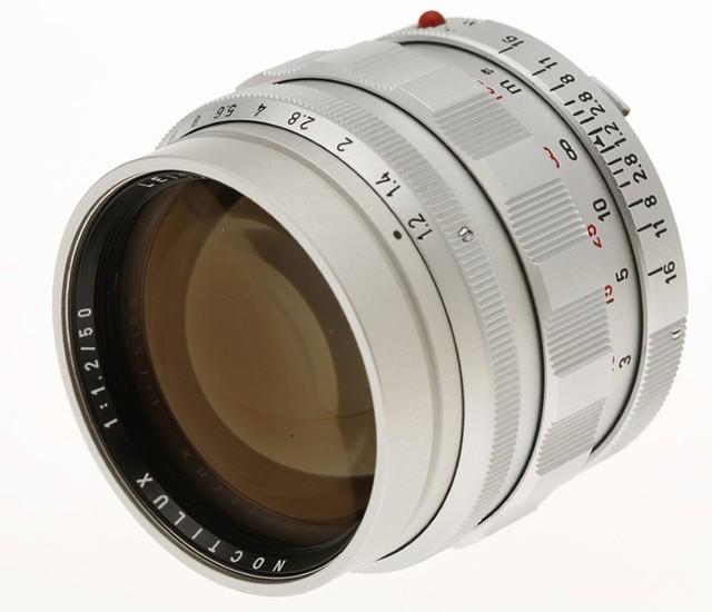 徕卡Noctilux M50mm f/1.2限量版