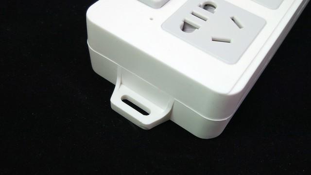 家用排插线长且自带分控开关设计——奥睿科NBI-5A排插简评