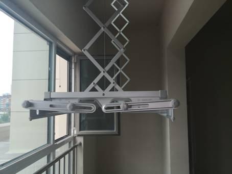 让科技装点你的阳台-Aqara智能晾衣机Lite评测