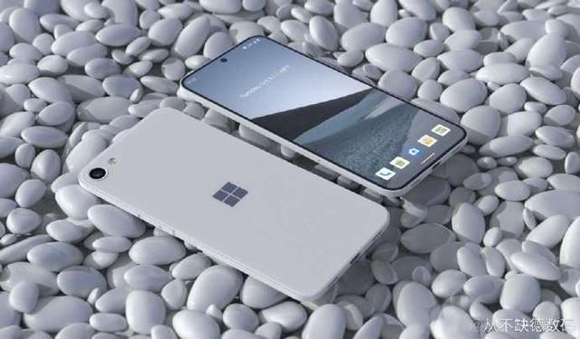微软这款手机,就算造出来,也只会叫好不叫座
