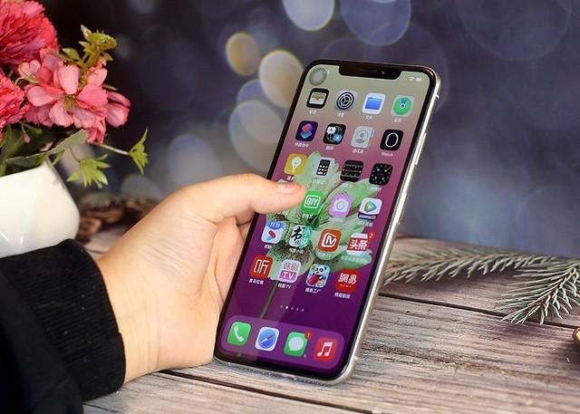 更大尺寸更多惊喜,iPhoneXS Max手机体验