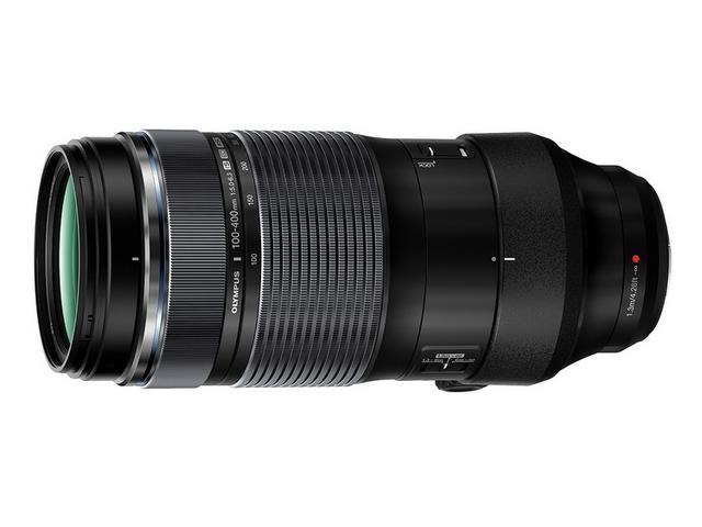 奥林巴斯发布E-M10 Mark III S、E-M10 Mark IV以及100-400mm镜头