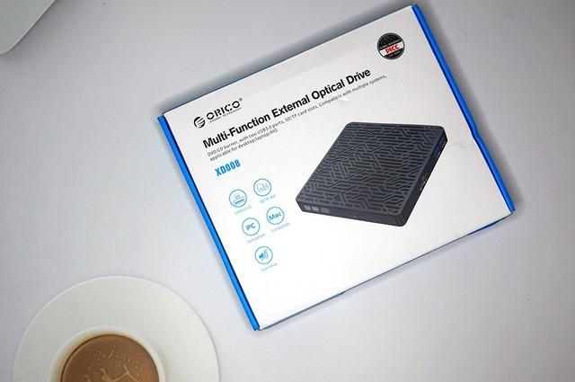 不只是光驱,更是扩展坞:奥睿科外置光驱盒体验