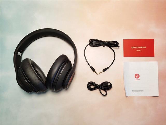 潮范十足,沉浸好音质击音Super HD II头戴式蓝牙耳机