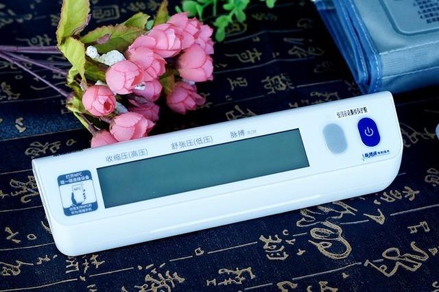 华为智选脉搏波血压计图赏