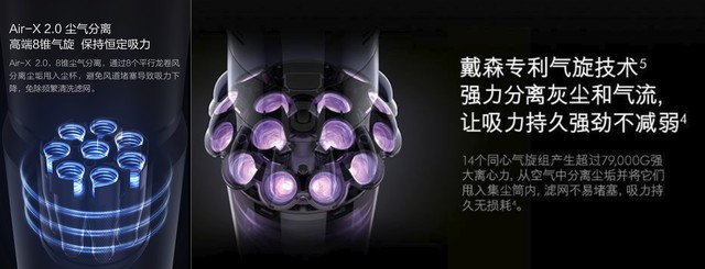 有颜有实力的国产品牌,睿米NEX2吸尘器使用体验