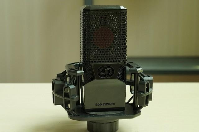 一展歌喉的最佳伴侣,森然ST60声卡套装试用