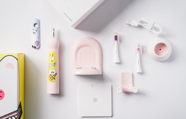 华为智选儿童电动牙刷:简单有效,让孩子不再抗拒刷牙