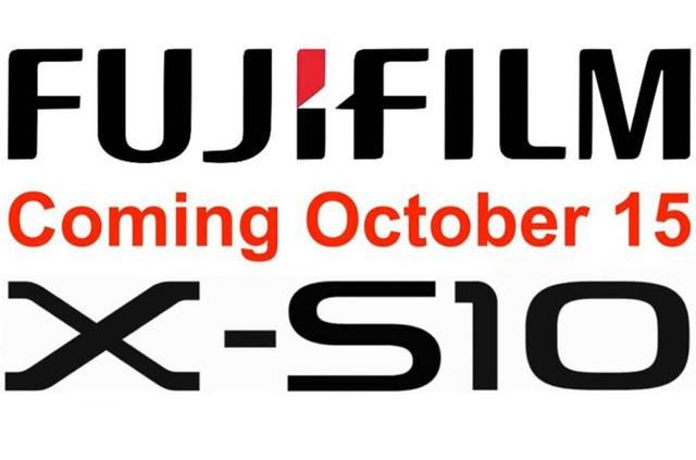 富士X-S10将于10月15日发布 定位中端将加入机身防抖