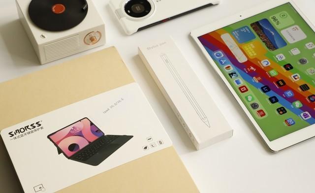 完美匹配:SMORSS一体式 iPad键盘保护套