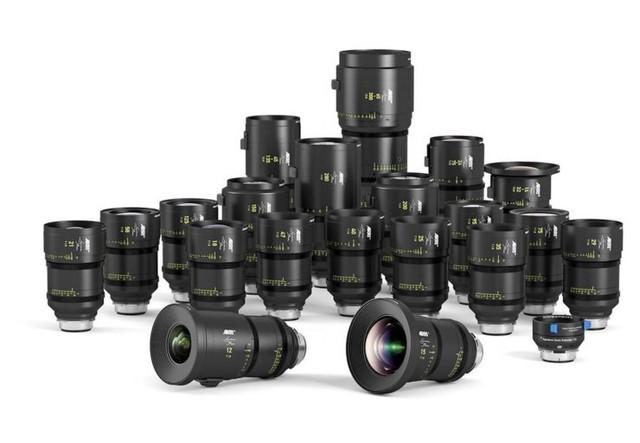 ARRI推出全幅变焦镜头 16至300mm恒定T2.8光圈