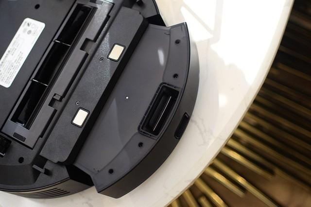 会倒垃圾的 全自动集尘扫地机器人 由利V980 PLUS