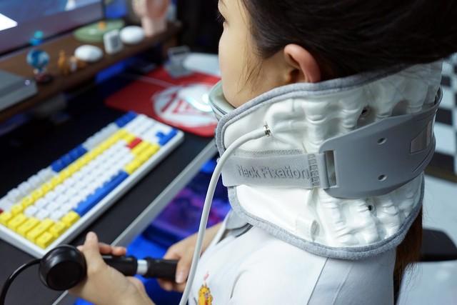 颈椎的健康可以托起来吗?光大夫颈椎固定带到底是何物