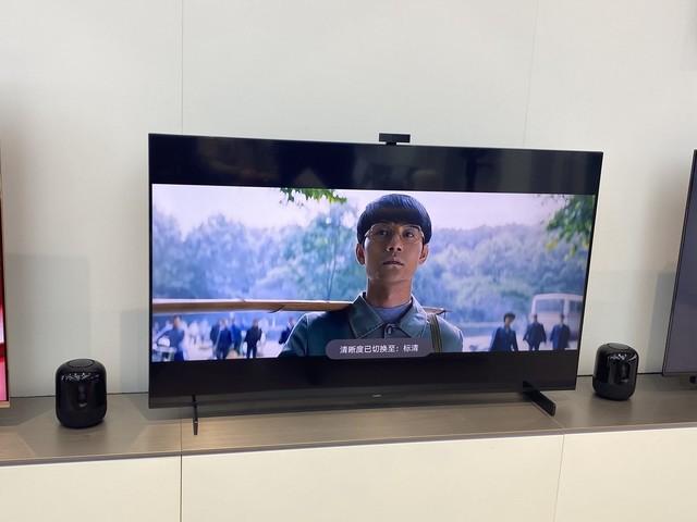 华为智慧屏上那些神仙功能体验,视频通话也能高清