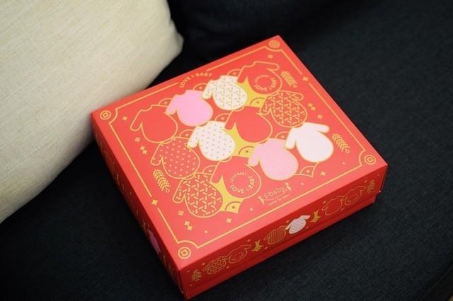 给孩子的关爱:ibaby恒温睡袋新春定制礼盒